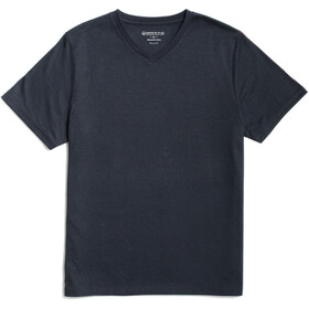 United By Blue T-shirt à col en V Homme, black